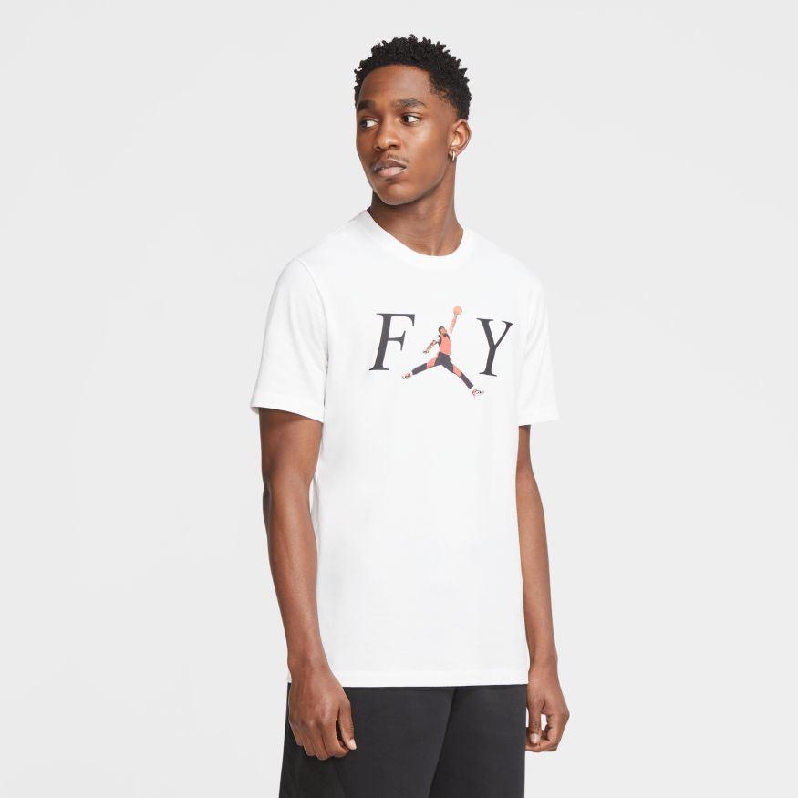Así llamado Sur oeste Renunciar  ᐈ Camiseta Nike Jordan Fly – Black Atmosfera©