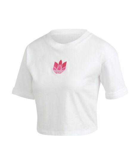 Camiseta adidas Originals Adicolor 3D Trefoil
