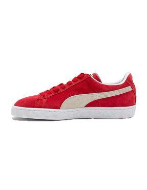SUEDE CLASSIC+ TEAM REGAL RED-WHITE