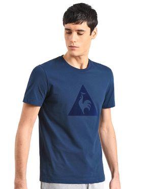 Camiseta Essentiels Azul
