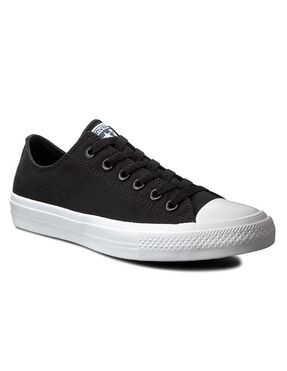 Chuck Taylor All Star II Ox Negra