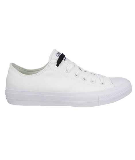 Chuck Taylor All Star II Ox Blanca