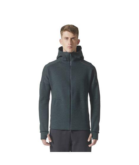 Chaqueta con capucha adidas Z.N.E. Storm Heathered para Hombre