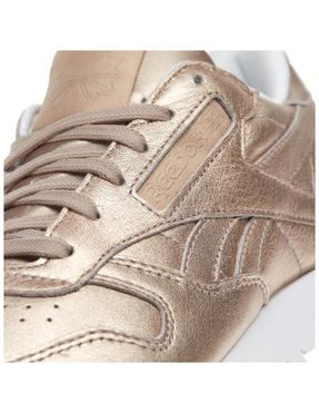Zapatilla Reebok Classic Leather Melted Metals