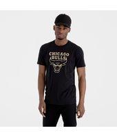 Camiseta Chicago Bulls Black 'N' Gold Graphic