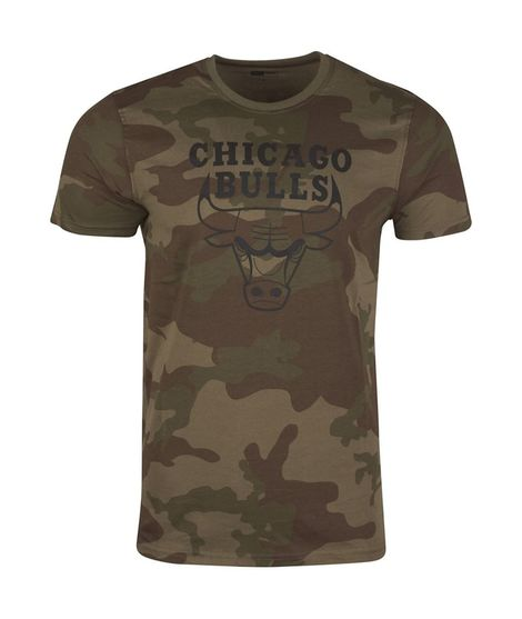 Camiseta NBA Chicago Bulls Bng Graphic