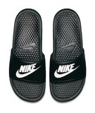 "Sandalias Nike Benassi ""Just Do It."""