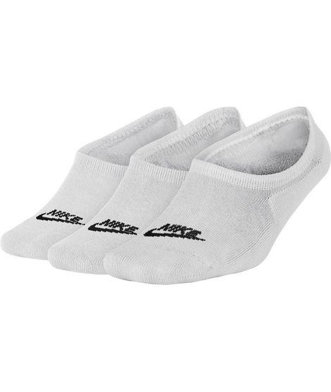 Calcetines Nike Sportswear Footie Blancos