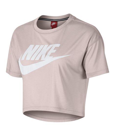 Camiseta Nike Essentials Cropped