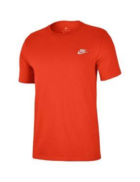Camiseta Nike con Logo Bordado Futura