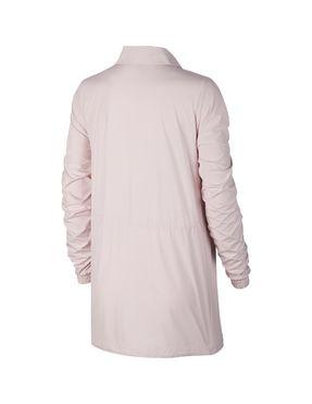 Chaqueta Nike Swoosh para Mujer Rosa