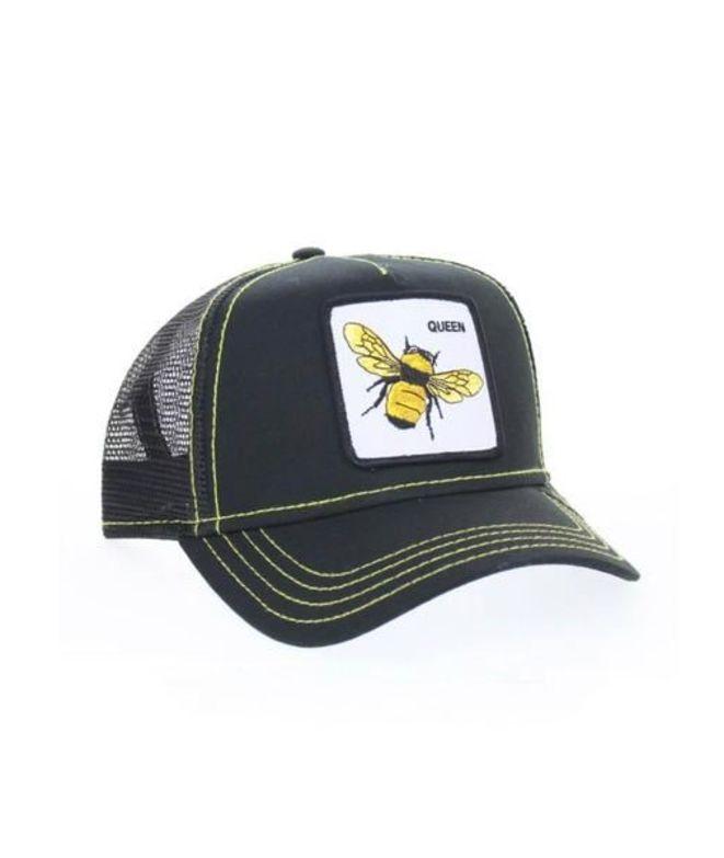 ᐈ Gorra Baseball Carryover Queen Bee Unisex – Black Atmosfera© ad3f60376c7