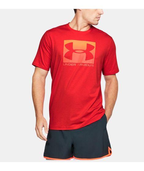 Camiseta UA Boxed Sportstyle para hombre