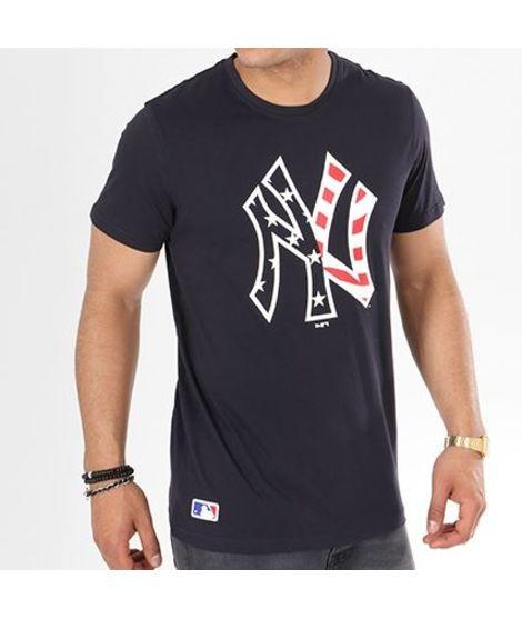 Camiseta Team Apparel NY Yankees Infill