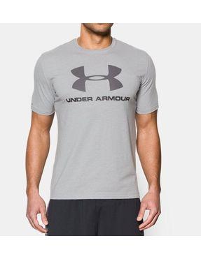 Camiseta UA Sportstyle con logotipo para hombre