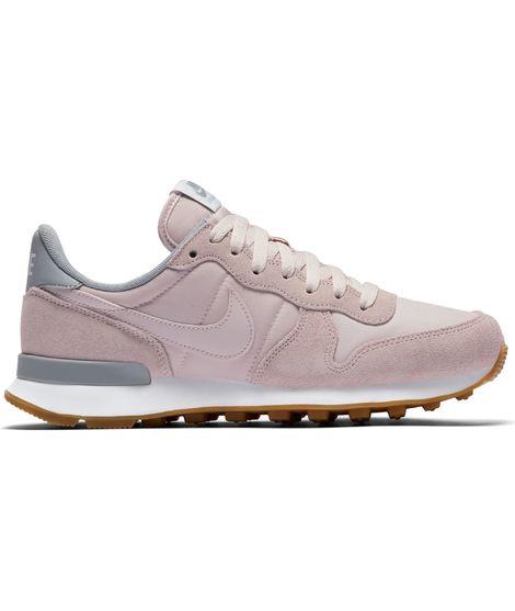 Zapatillas Nike Internationalist para Mujer en Rosa Claro