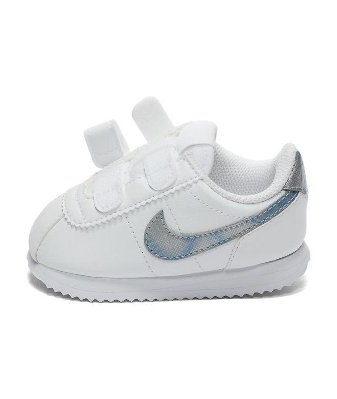 ᐈ Zapatillas Nike Cortez Basic SL para Bebé – Black Atmosfera© dc37460f78f