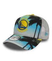 Gorra New Era Coastal Heat Trucker Golwar