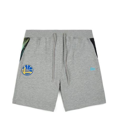 Pantalón Corto New Era Golden State Warriors Coastal Heat Infill Short