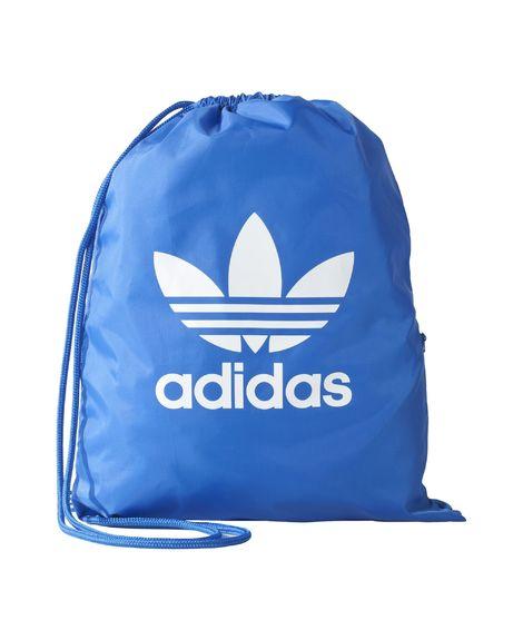 Mochila saco Trefoil Azul