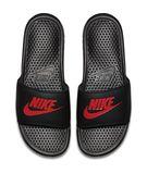 """sandalias Nike Benassi """"Just Do It."""" para hombre"""