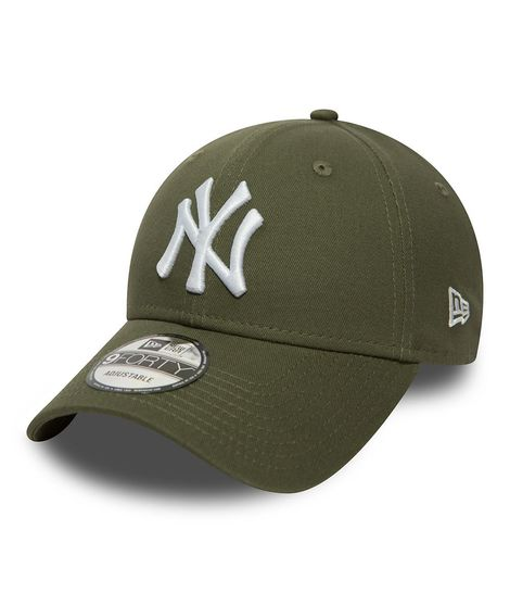 7334ceb156efa ᐈ New York Yankees Essential 9Forty en Verde – Black Atmosfera©