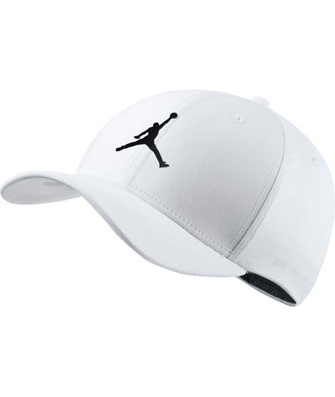 Gorra Jordan Classic99 Unisex en Blanco