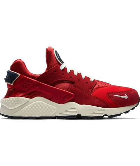 the best attitude 51eb4 d8b4e Zapatillas Nike Air Huarache Run Premium para Hombre Rojo
