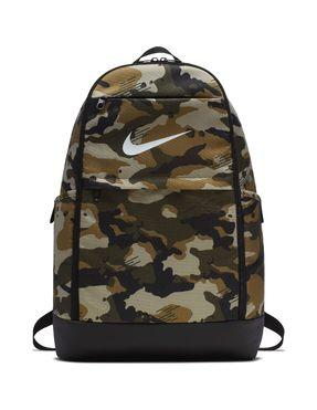 Mochila Nike Brasilia Xl Unisex Camuflaje