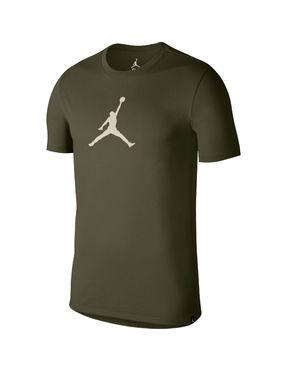 Camiseta de Baloncesto Jordan Dry JMTC 23/7 Jumpman para Hombre - Verde Oscuro
