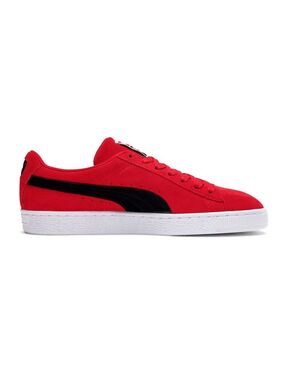 Suede Classic Ribbon Red-Puma Black-Puma