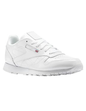 Classic Leather Patent Blanco