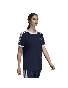 Camiseta 3 bandas para Mujer