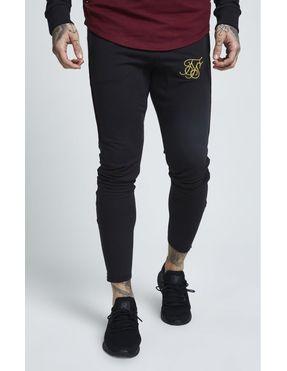 Pantalón SikSilk Zonal AW18 para Hombre - Negro