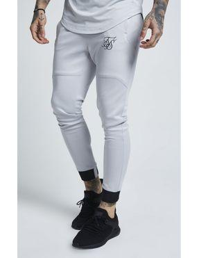 Pantalón SikSilk Agility para Hombre - Gris Claro