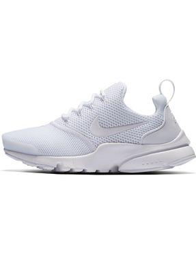 Zapatillas Nike Presto Fly (GS) para Niño - Blanco