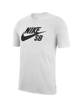 Camiseta Nike SB Logo para Hombre - Blanco