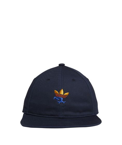 Gorra Six-Panel Push - Marino