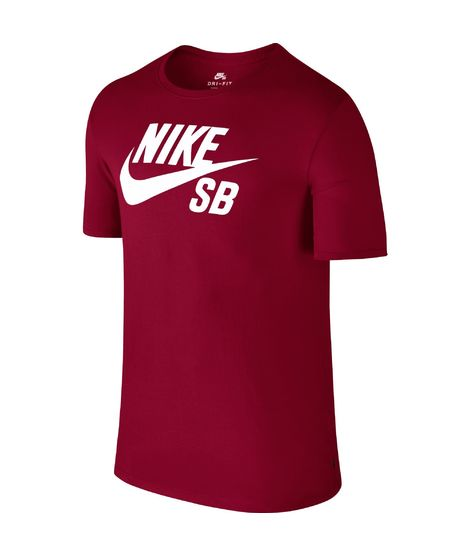 Camiseta Nike SB para Hombre - Rojo