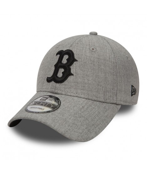 ᐈ Gorra Boston Red Sox Heather Essential 9FORTY – Black Atmosfera© 0fd2c5e0910