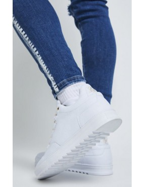 Sneakers SikSilk Element en Blanco