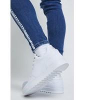 Sneakers SikSilk Element en Blanco