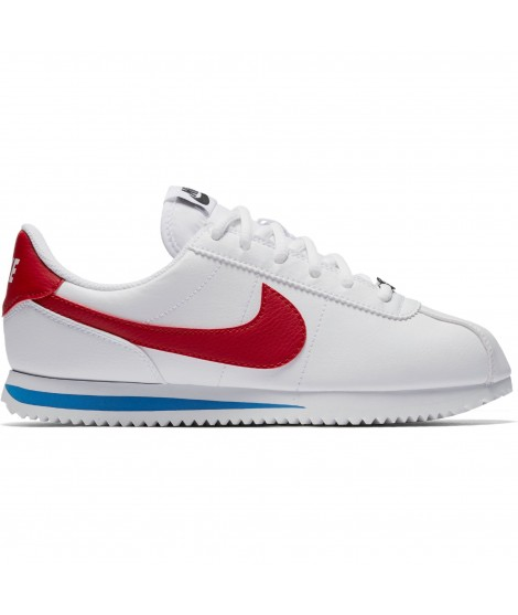 3803251ed ᐈ Zapatillas Nike Cortez Basic SL Junior – Black Atmosfera©