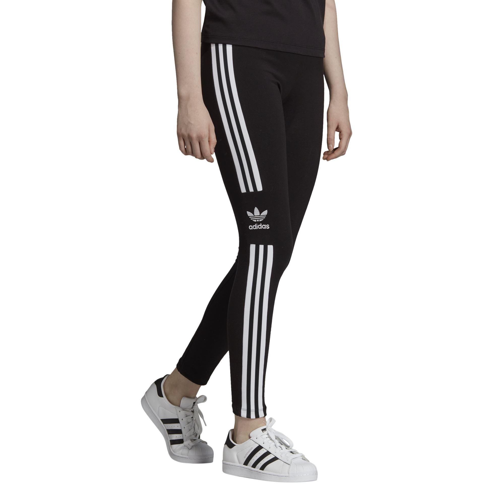 ᐈ Leggings adidas Trefoil – Black Atmosfera©
