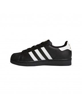 Zapatillas adidas Superstar Foundation Black