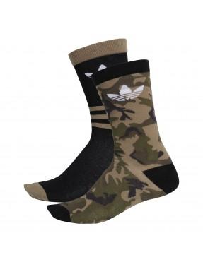 Calcetines adidas Clásicos Camouflage