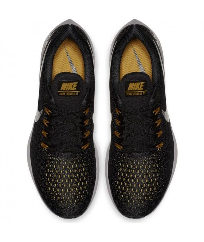 ᐈ Zapatillas Nike Air Zoom Pegasus 35 para Hombre – Black