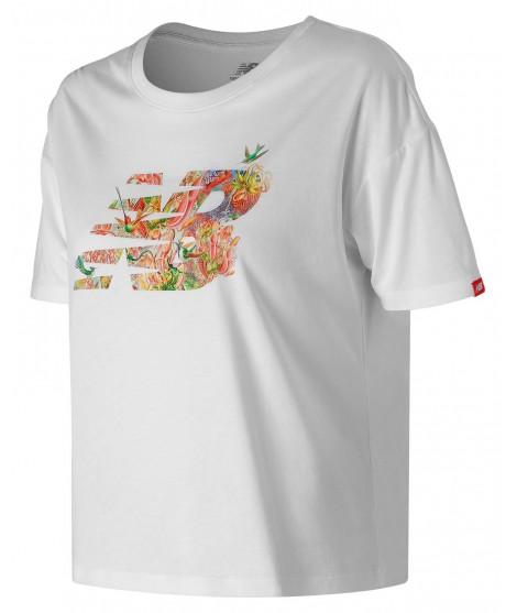Camiseta New Balance Sweet Nectar Tee para Mujer