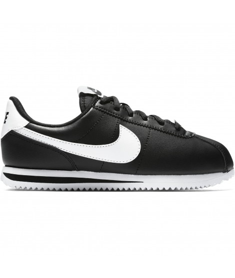 52da75fcb91c2 ᐈ Zapatillas Nike Cortez Basic SL (GS) – Black Atmosfera©