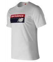 Camiseta New Balance Athletics Banner Tee